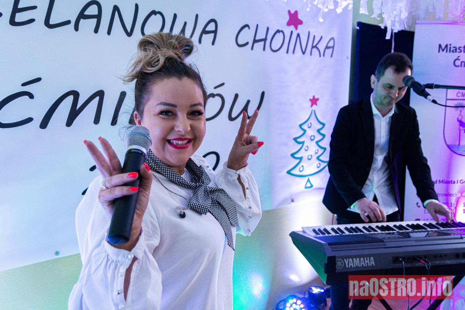 NaOSTRO I Choinka Porcelanowa ćmielów 2020-18