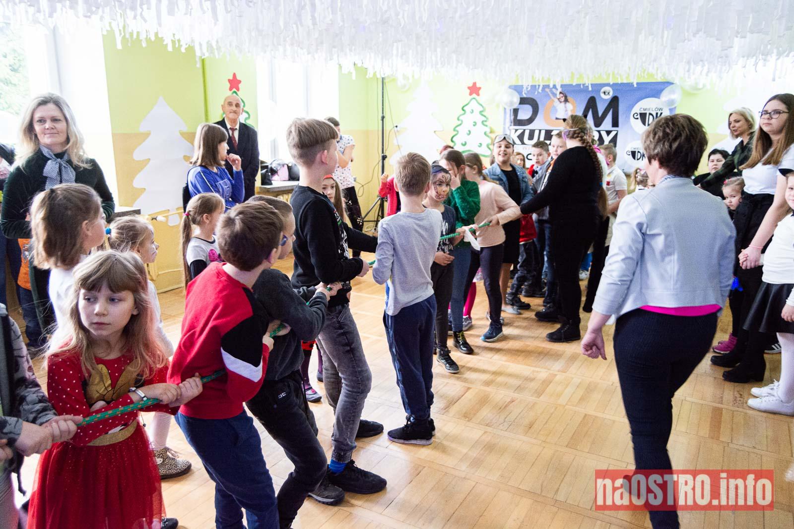 NaOSTRO I Choinka Porcelanowa ćmielów 2020-20