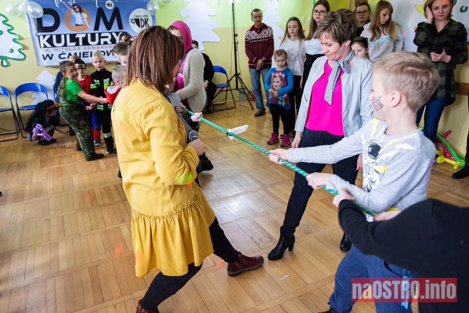 NaOSTRO I Choinka Porcelanowa ćmielów 2020-22