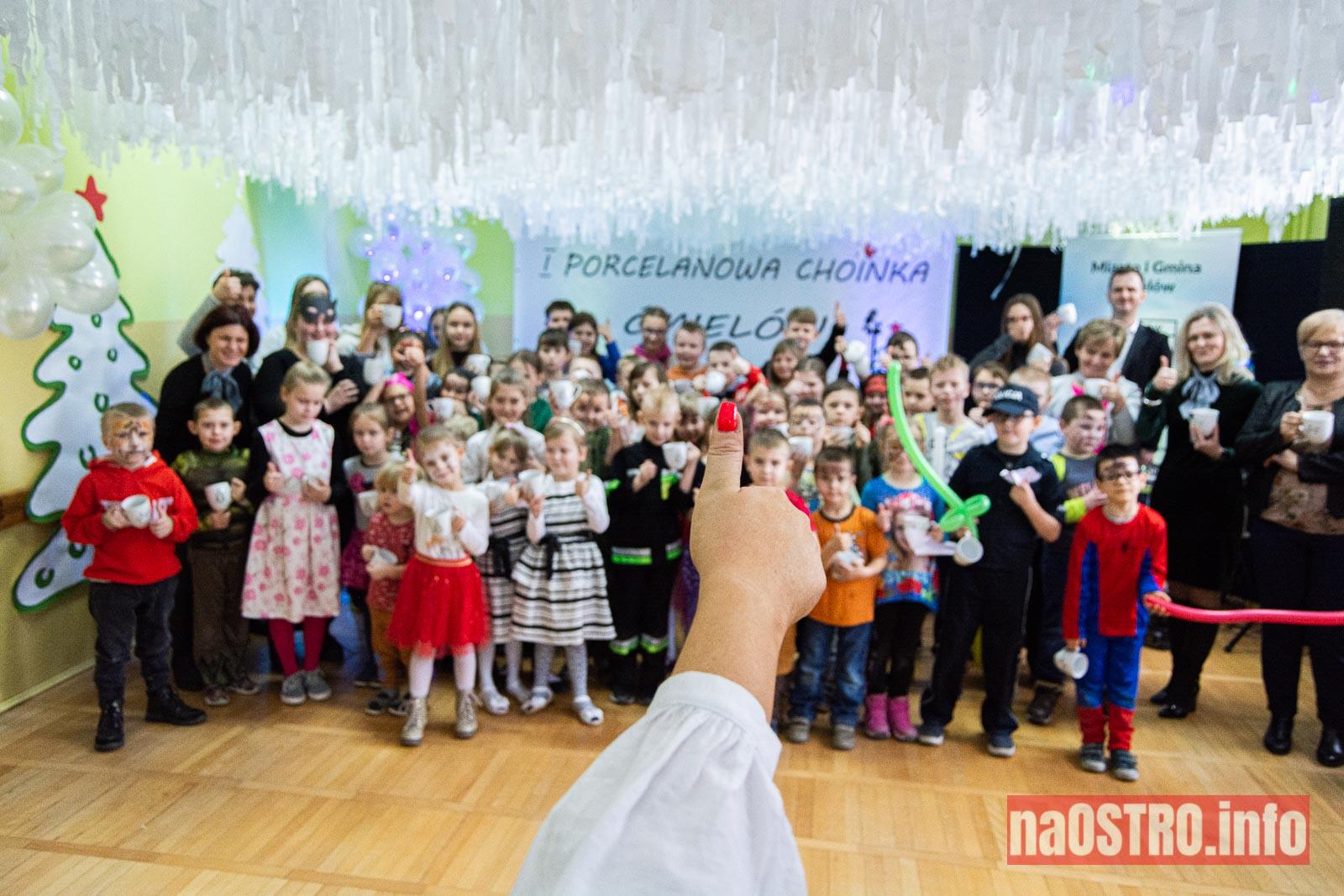 NaOSTRO I Choinka Porcelanowa ćmielów 2020-30