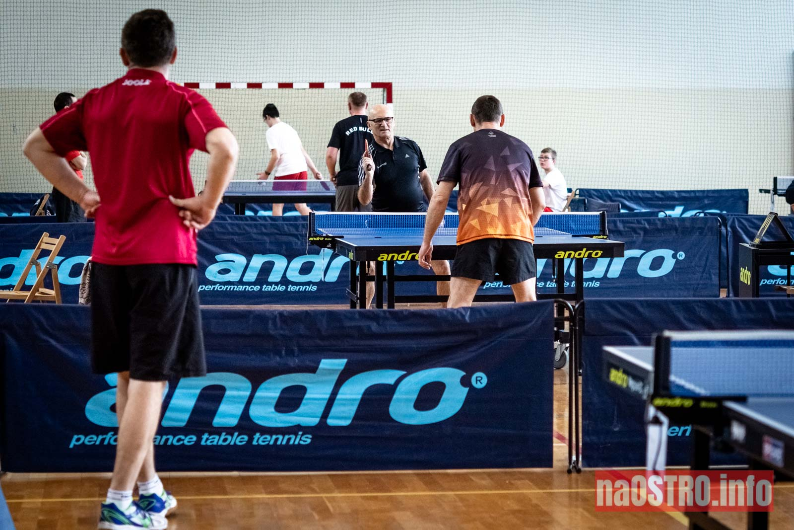 NaOSTRO I Mistrzostwa Kunowa w Tenisie Stołowym 2020-1