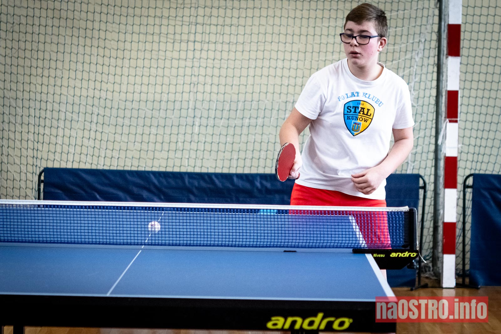 NaOSTRO I Mistrzostwa Kunowa w Tenisie Stołowym 2020-10