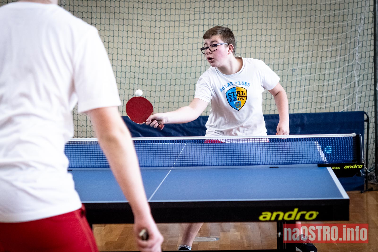 NaOSTRO I Mistrzostwa Kunowa w Tenisie Stołowym 2020-11