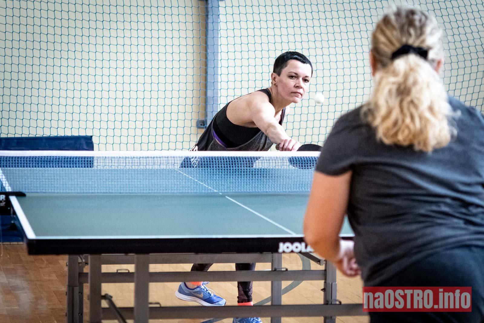 NaOSTRO I Mistrzostwa Kunowa w Tenisie Stołowym 2020-12
