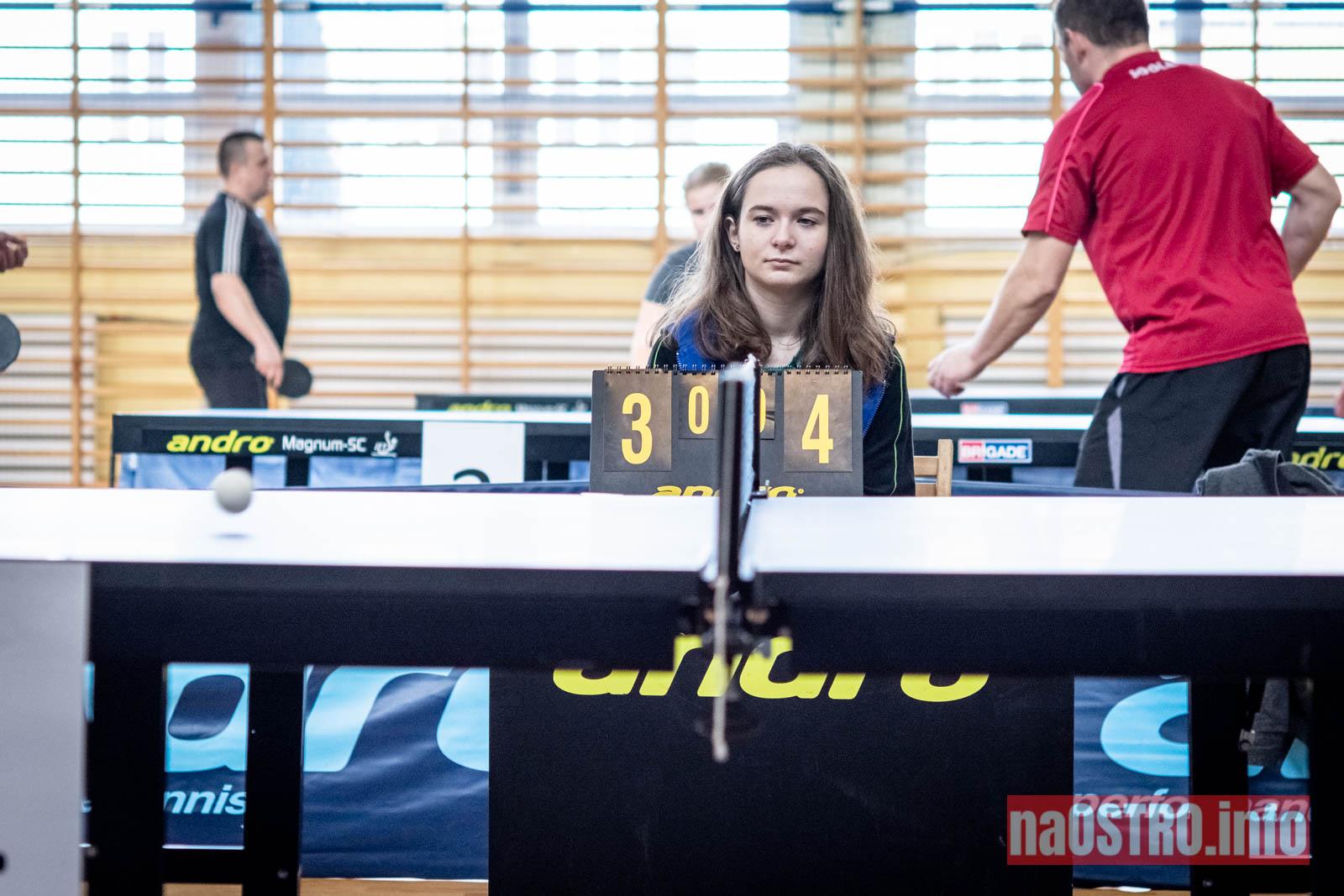 NaOSTRO I Mistrzostwa Kunowa w Tenisie Stołowym 2020-19