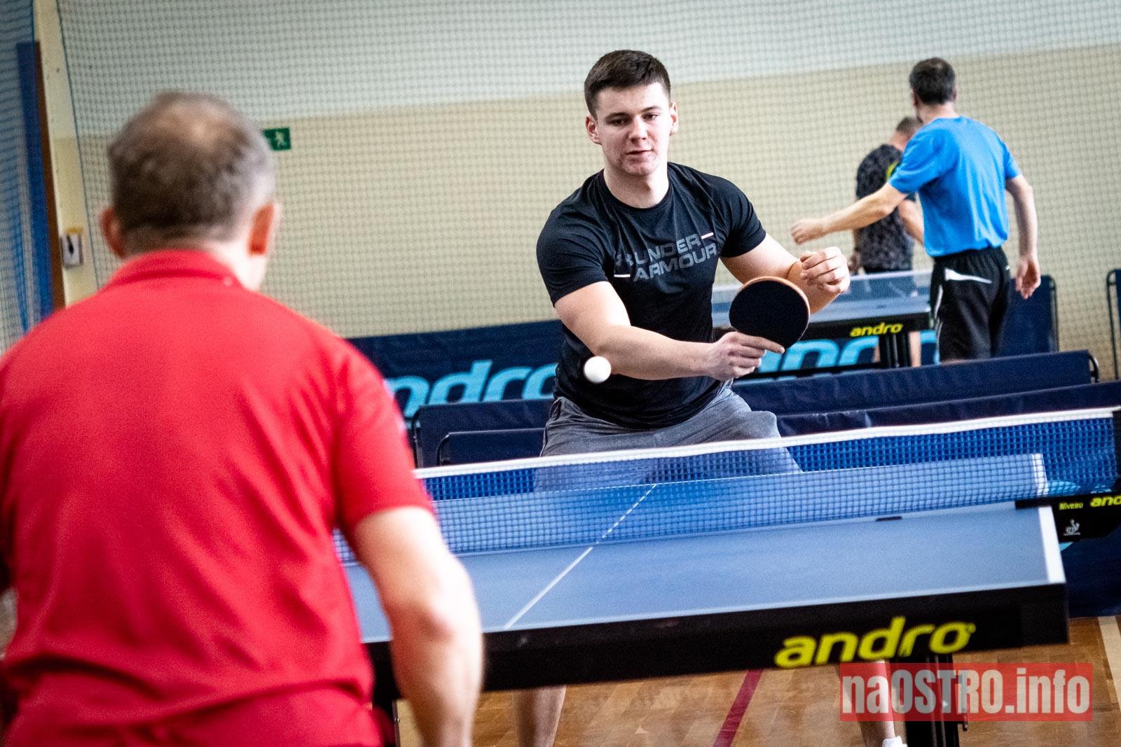 NaOSTRO I Mistrzostwa Kunowa w Tenisie Stołowym 2020-2