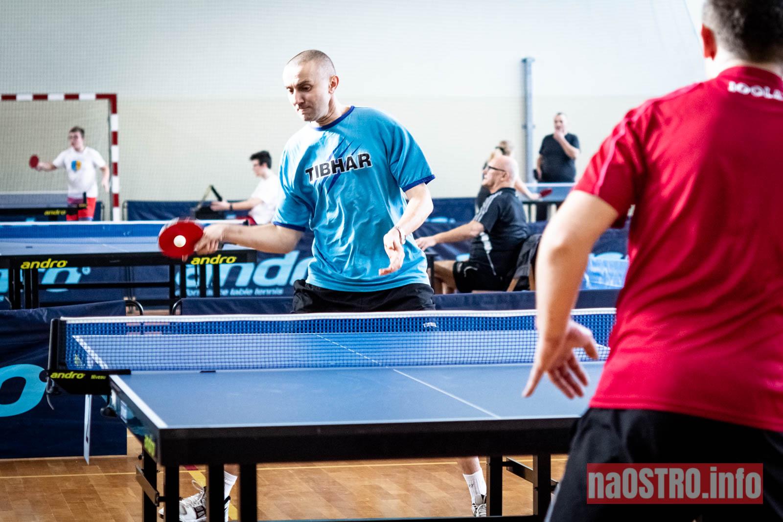NaOSTRO I Mistrzostwa Kunowa w Tenisie Stołowym 2020-22