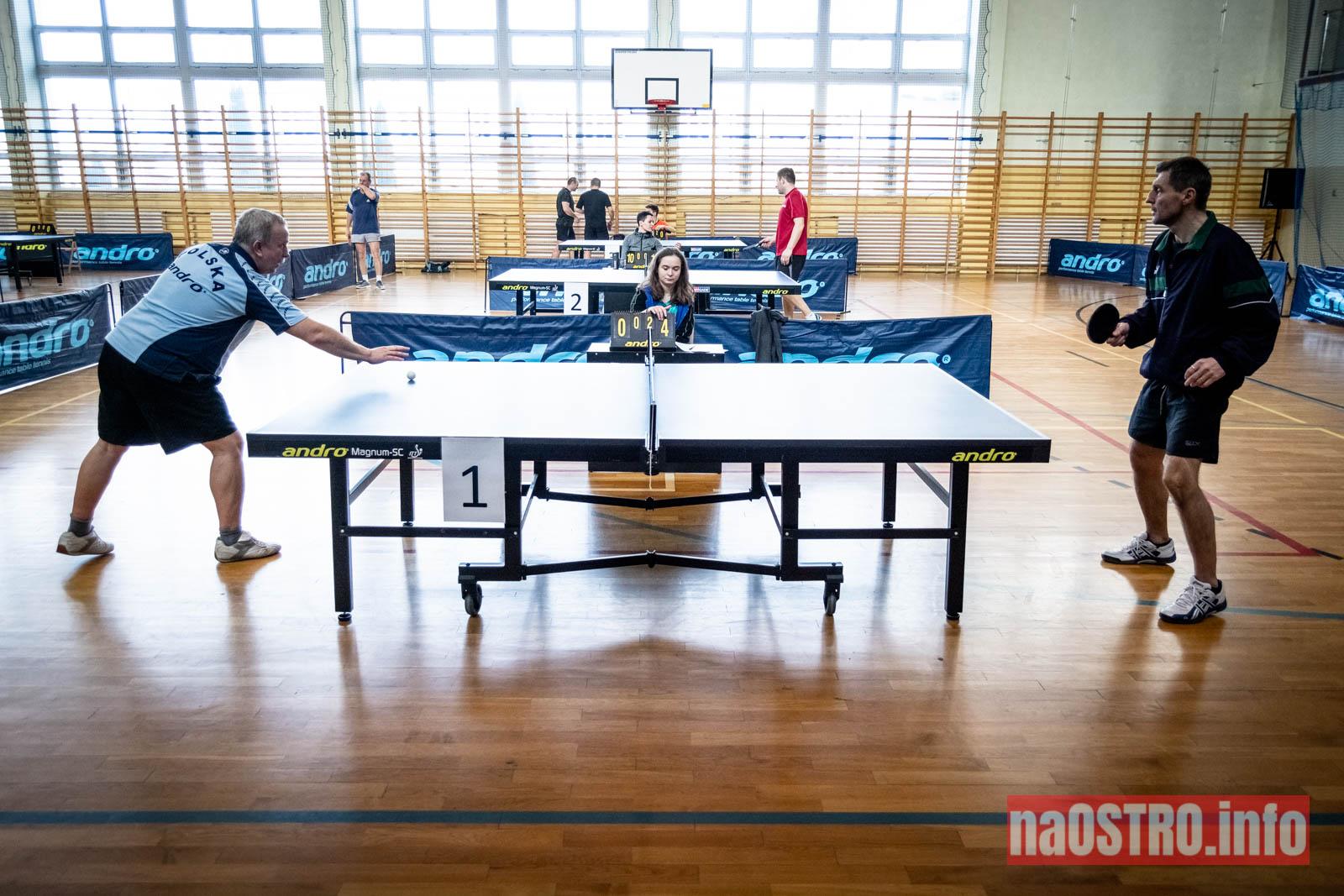 NaOSTRO I Mistrzostwa Kunowa w Tenisie Stołowym 2020-23