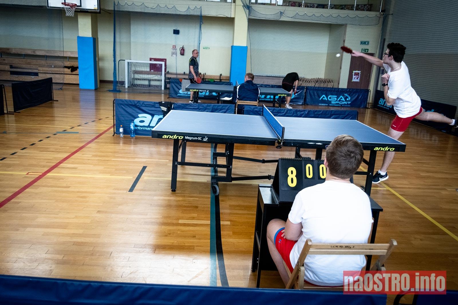 NaOSTRO I Mistrzostwa Kunowa w Tenisie Stołowym 2020-26
