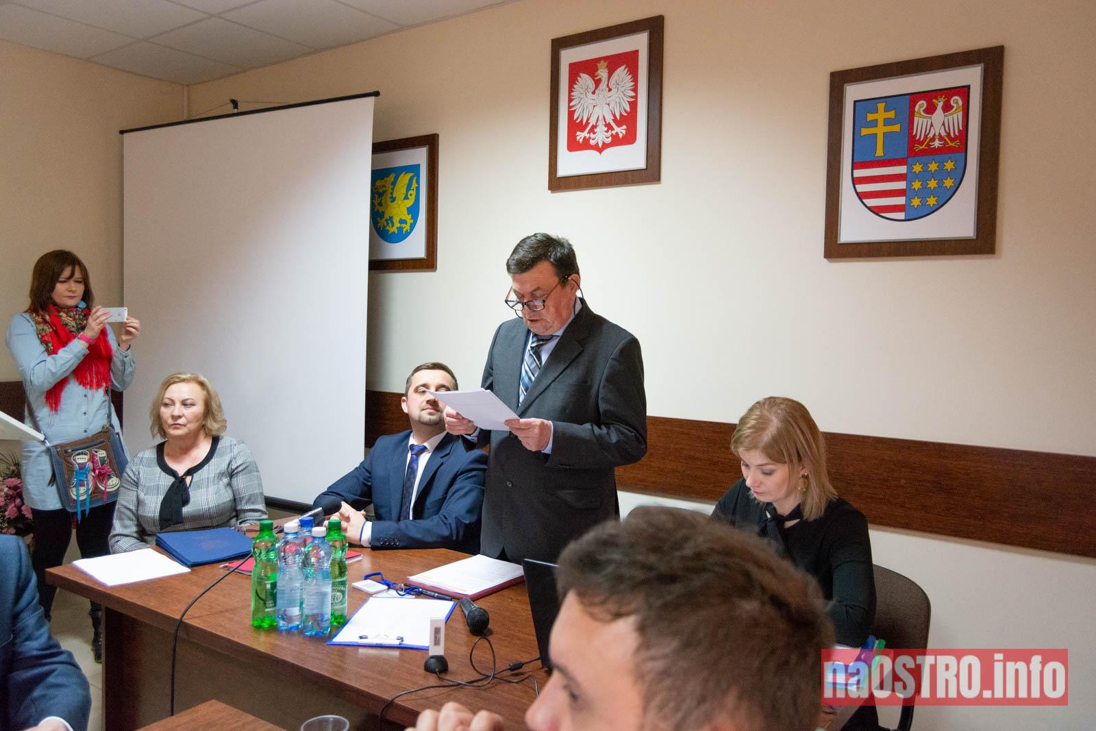 NaOSTRO I Sesja Rady Gminy Bałtów 2002-7