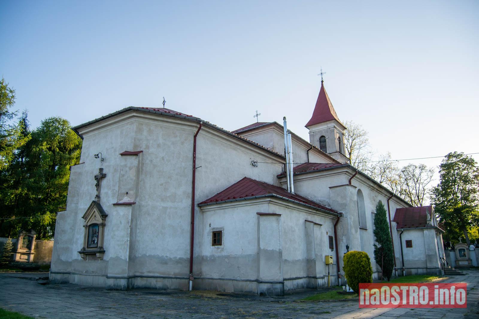 NaOSTRO Kościół Kunów-23