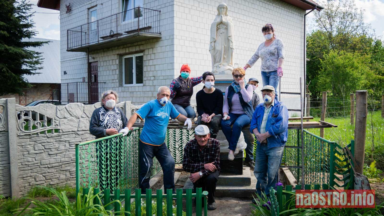 NaOSTRO Renowacja Matki Bożej Nietulisko Małe-15