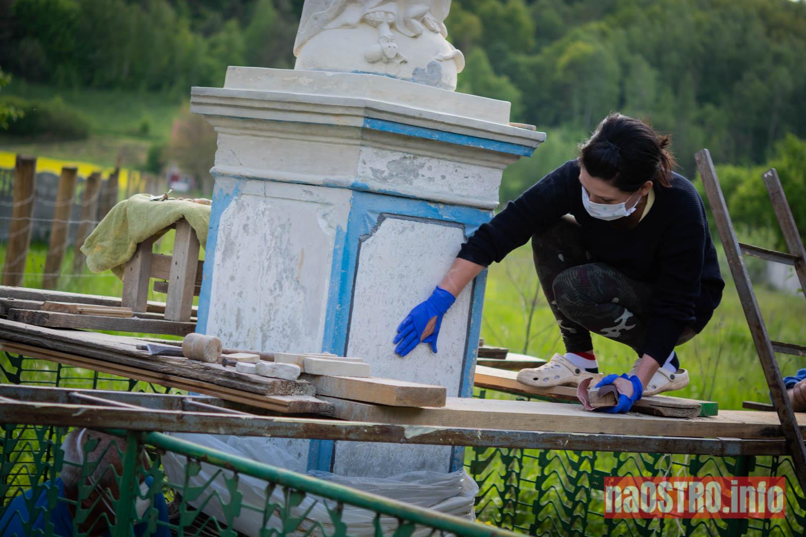 NaOSTRO Renowacja Matki Bożej Nietulisko Małe-3