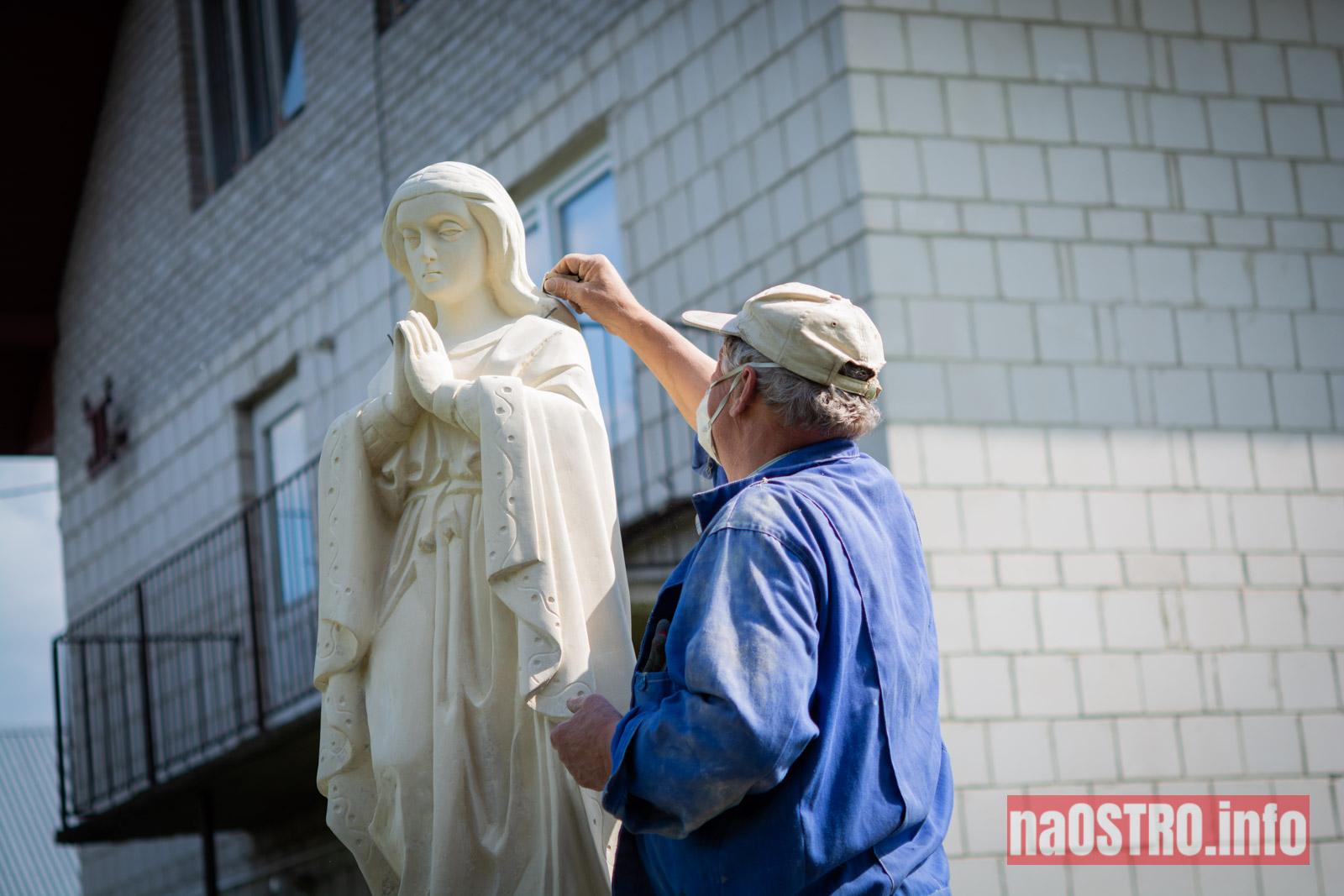 NaOSTRO Renowacja Matki Bożej Nietulisko Małe-8