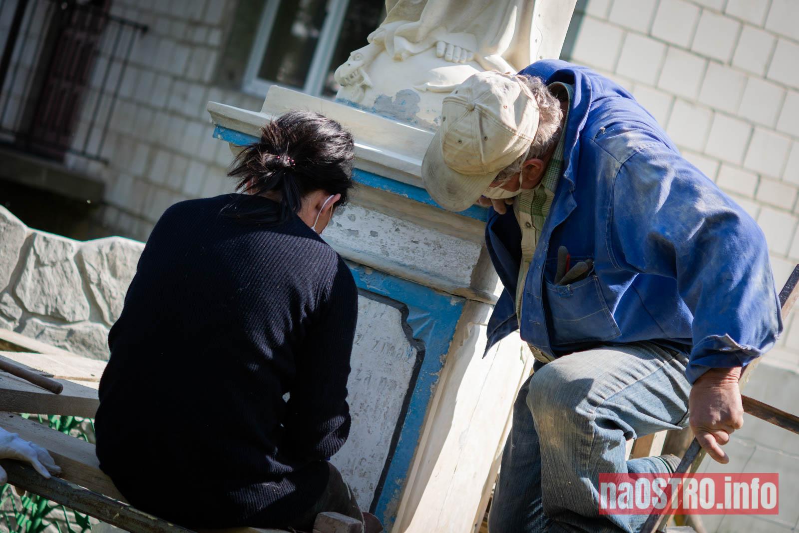NaOSTRO Renowacja Matki Bożej Nietulisko Małe-9