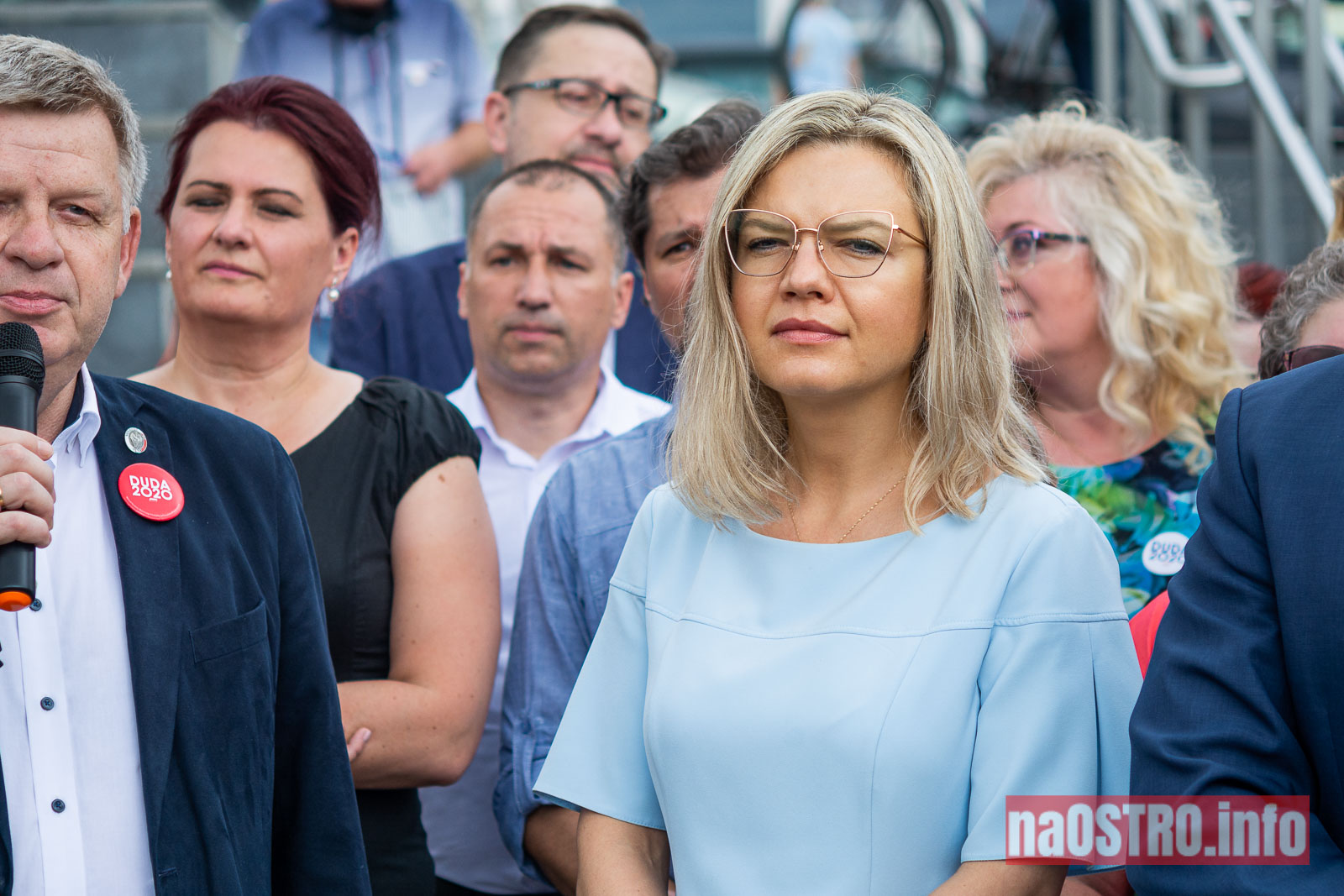 NaOSTROinfo Małgorzata Wassermann w Ostrowcu Sw-107