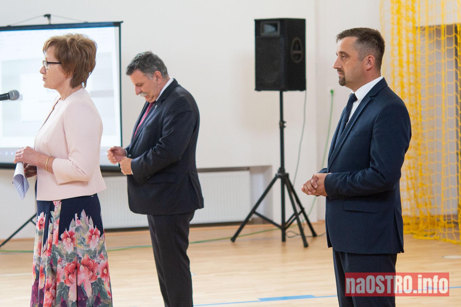 NaOSTROinfo Zakończenie Roku Szkolengo 8 klas Bałtów-1004
