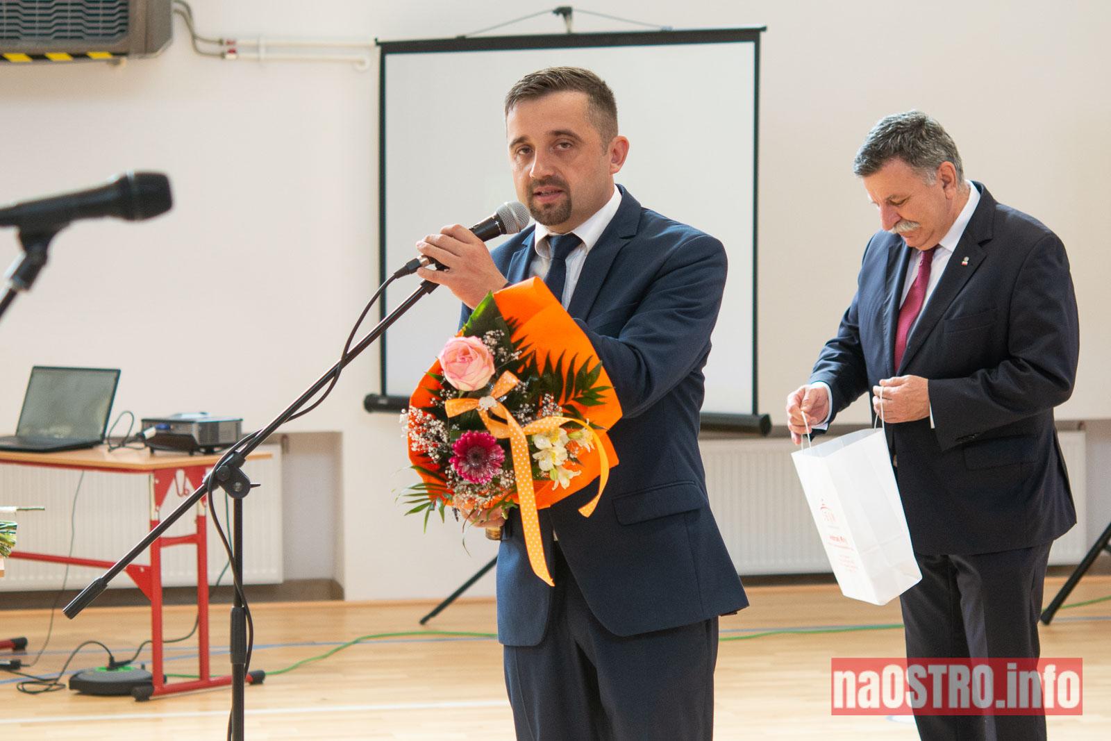 NaOSTROinfo Zakończenie Roku Szkolengo 8 klas Bałtów-1034