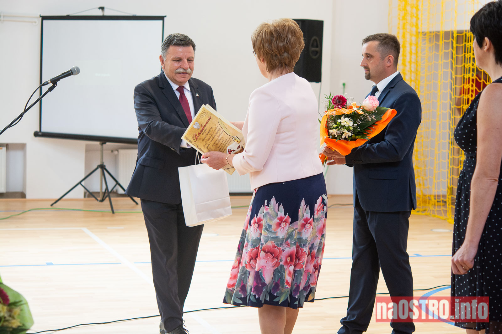 NaOSTROinfo Zakończenie Roku Szkolengo 8 klas Bałtów-1038
