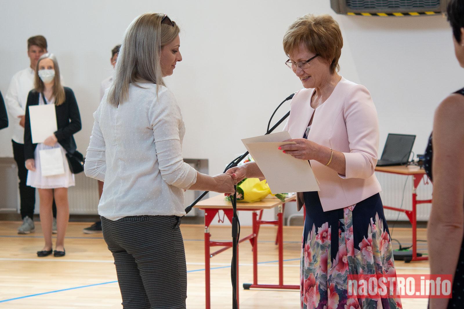 NaOSTROinfo Zakończenie Roku Szkolengo 8 klas Bałtów-1040