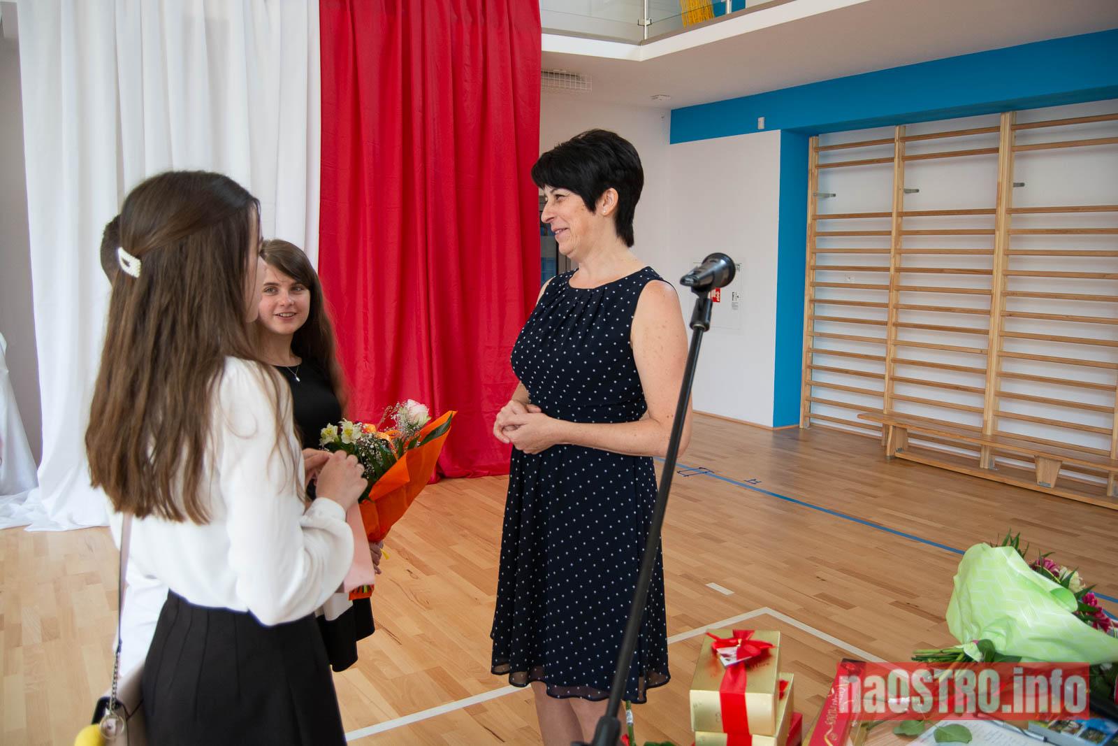NaOSTROinfo Zakończenie Roku Szkolengo 8 klas Bałtów-1044