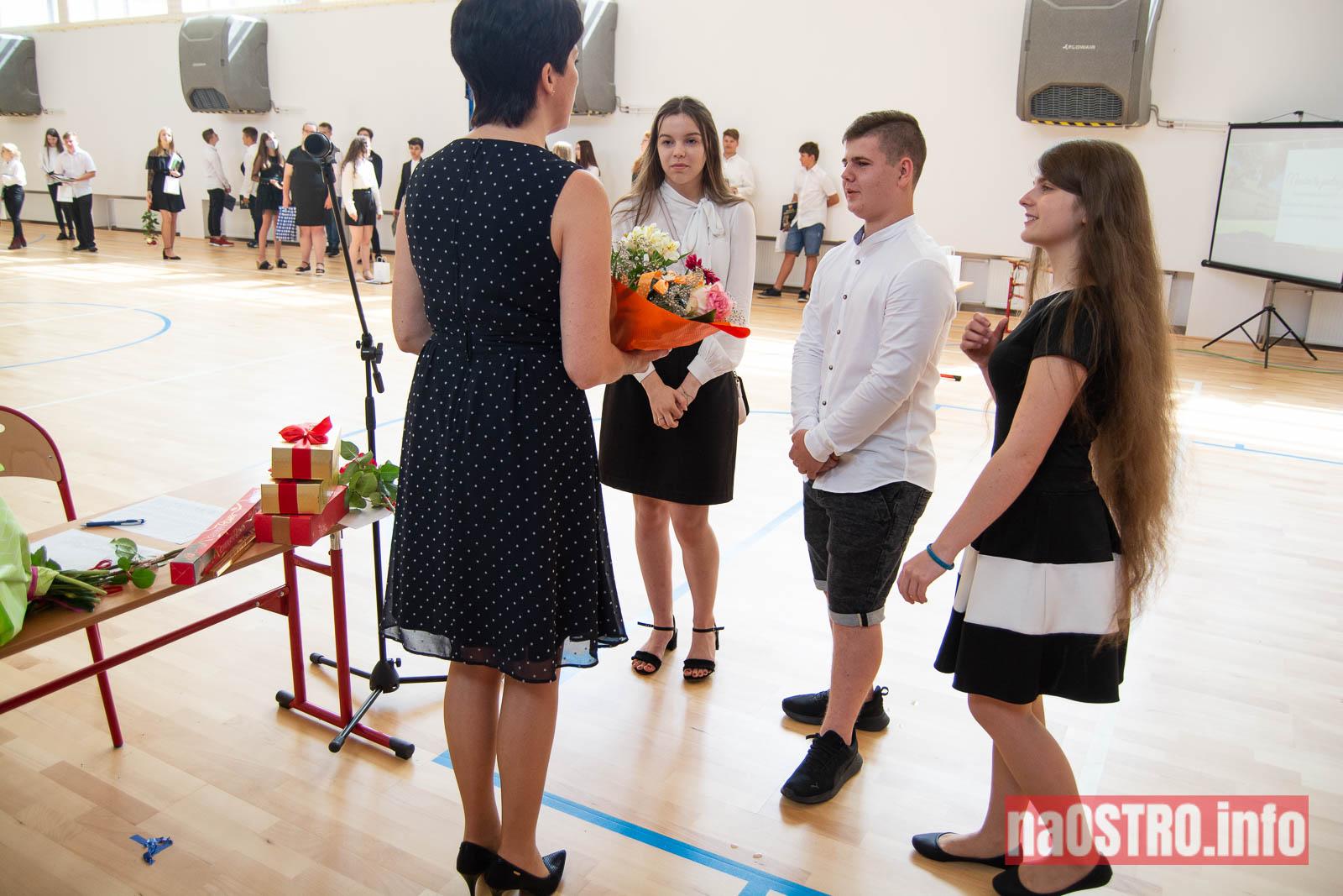 NaOSTROinfo Zakończenie Roku Szkolengo 8 klas Bałtów-1046