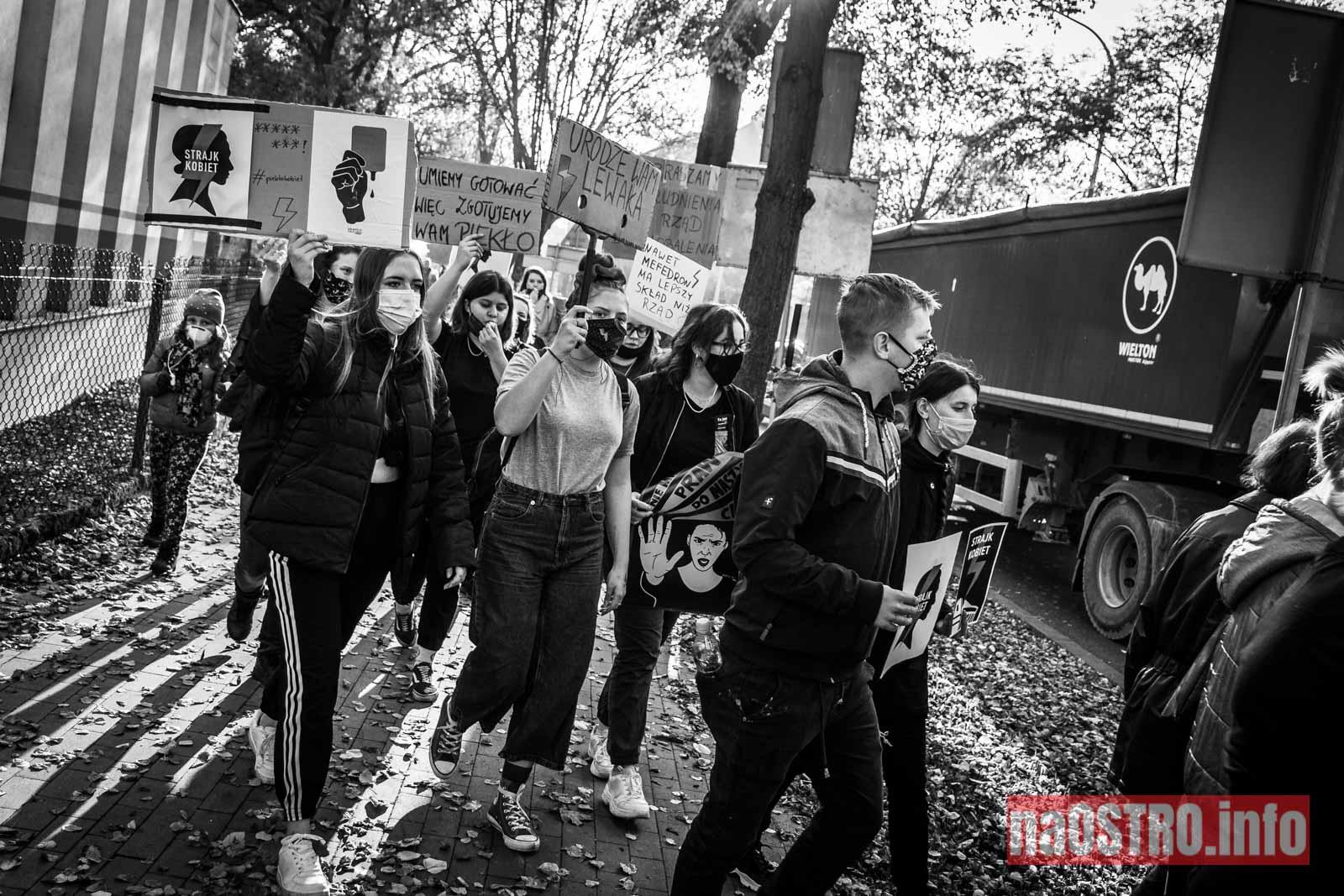 NaOSTROinfo Strajk Kobiet-14