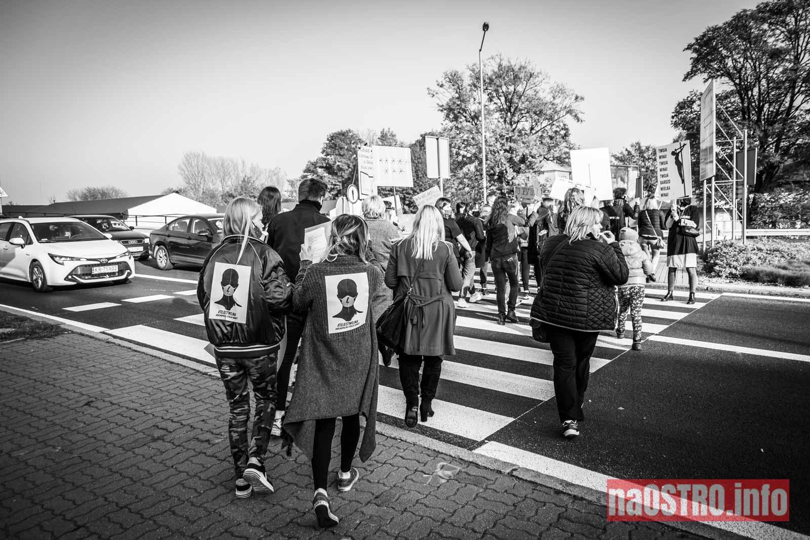 NaOSTROinfo Strajk Kobiet-17