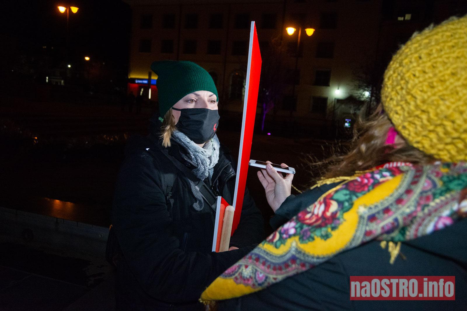 NaOSTROinfo Strajk Kobiet 231120-1