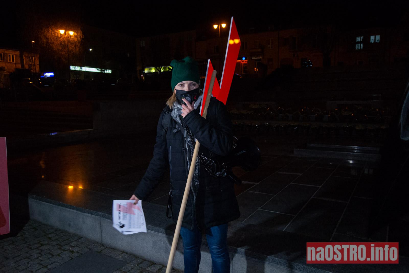 NaOSTROinfo Strajk Kobiet 231120-21