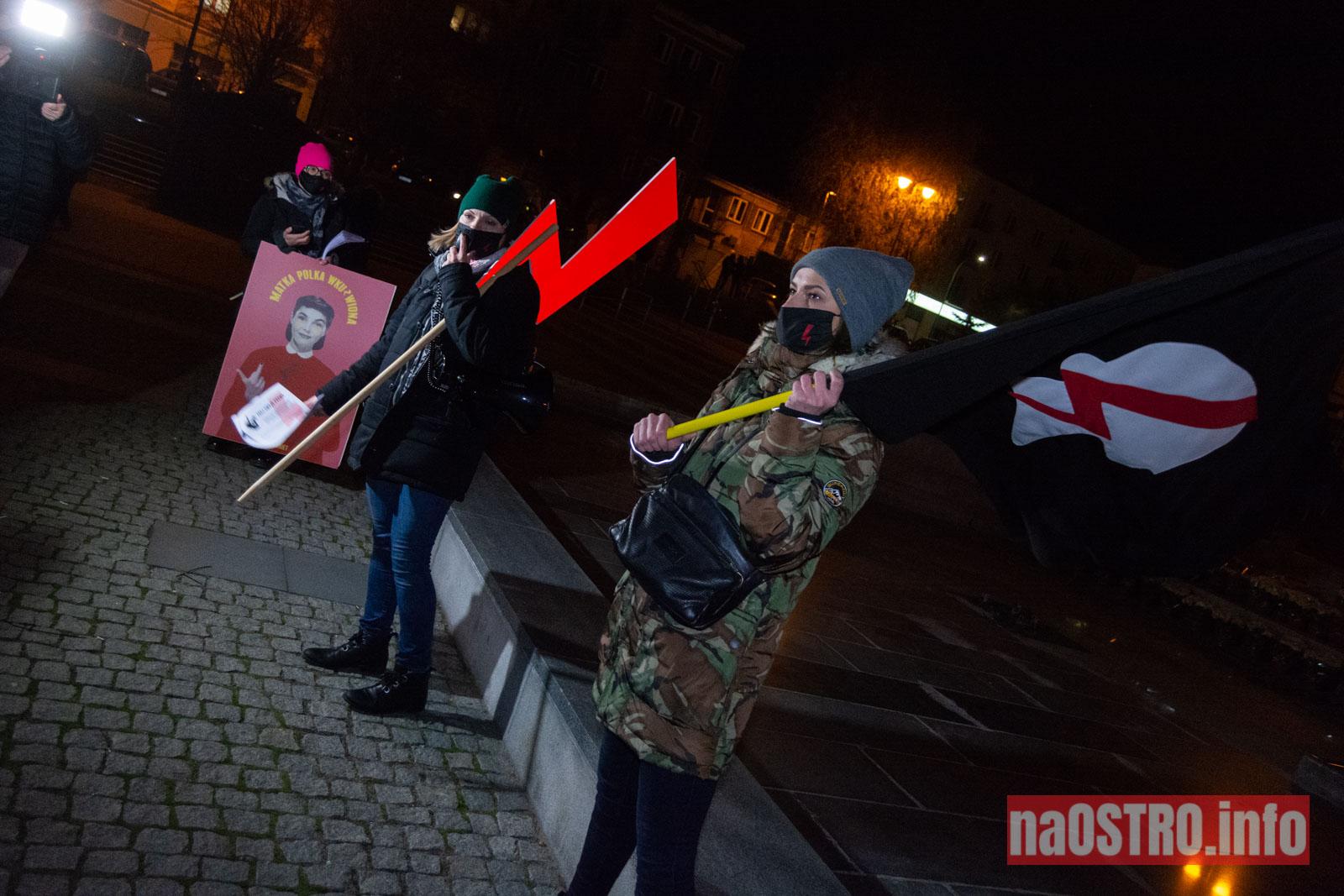 NaOSTROinfo Strajk Kobiet 231120-22