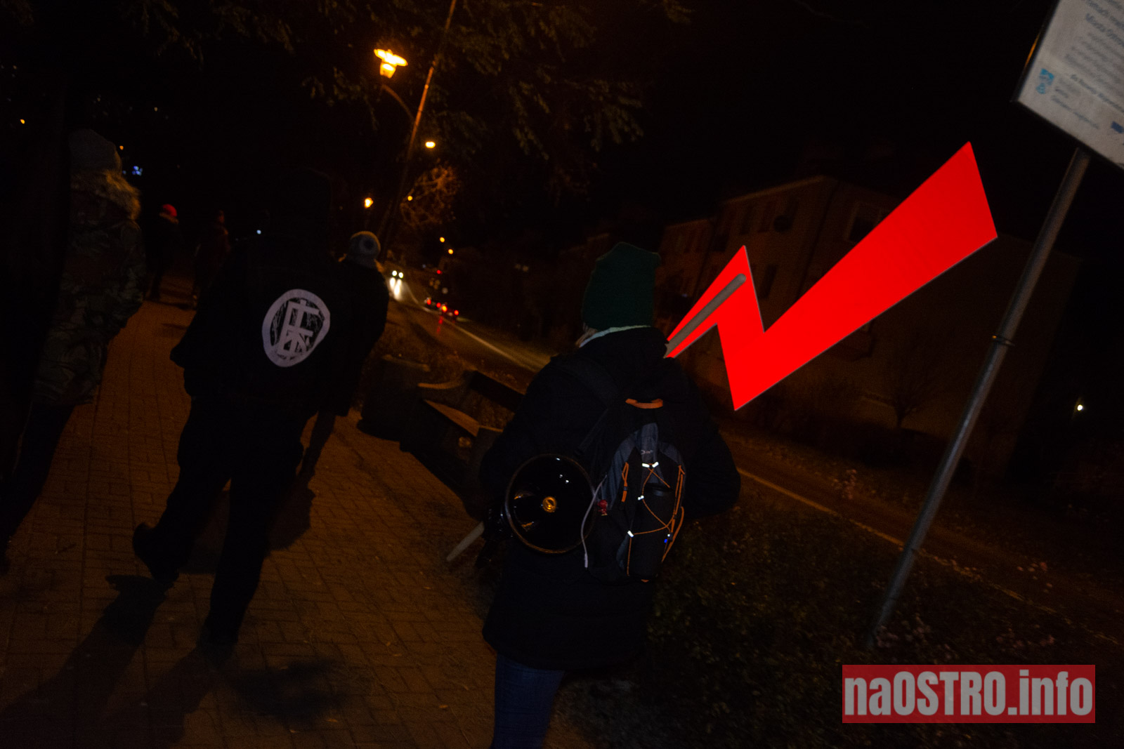 NaOSTROinfo Strajk Kobiet 231120-23