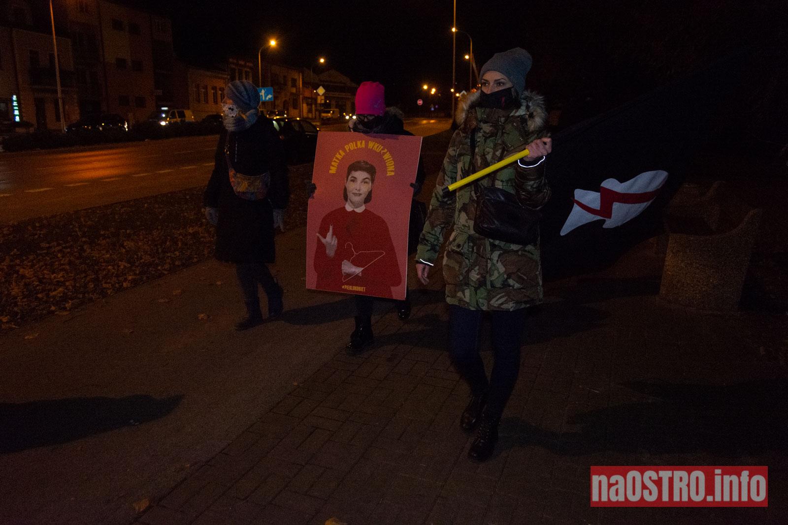 NaOSTROinfo Strajk Kobiet 231120-25
