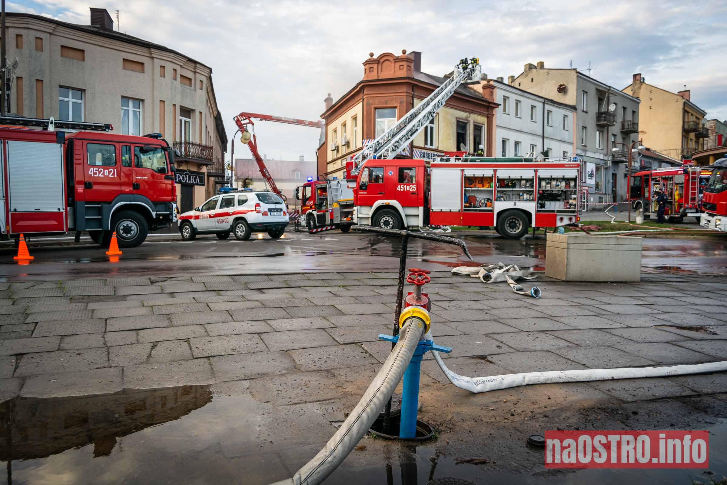 NaOSTROinfo Pożar ul Młyńska-2