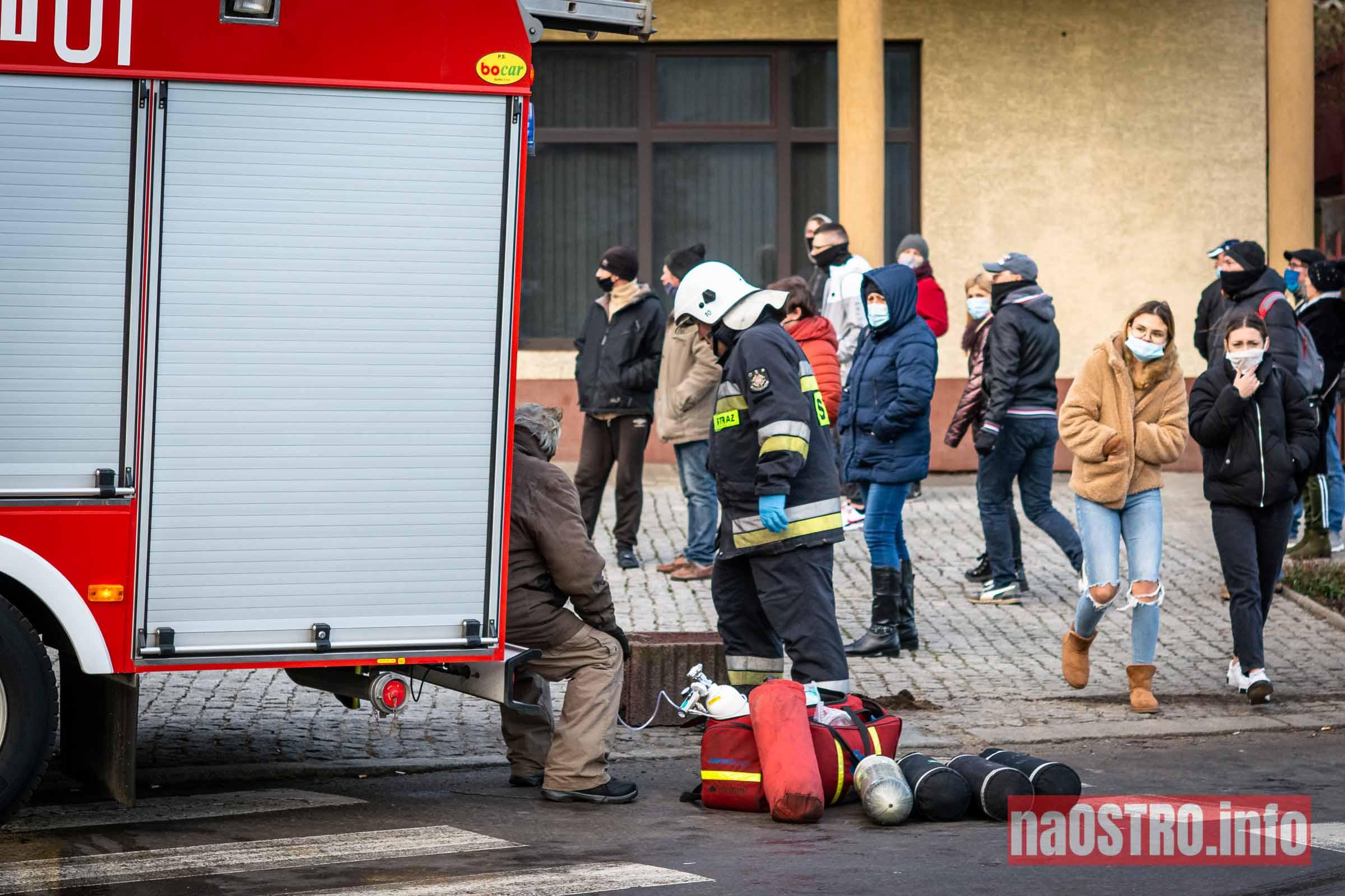 NaOSTROinfo Pożar ul Młyńska-4