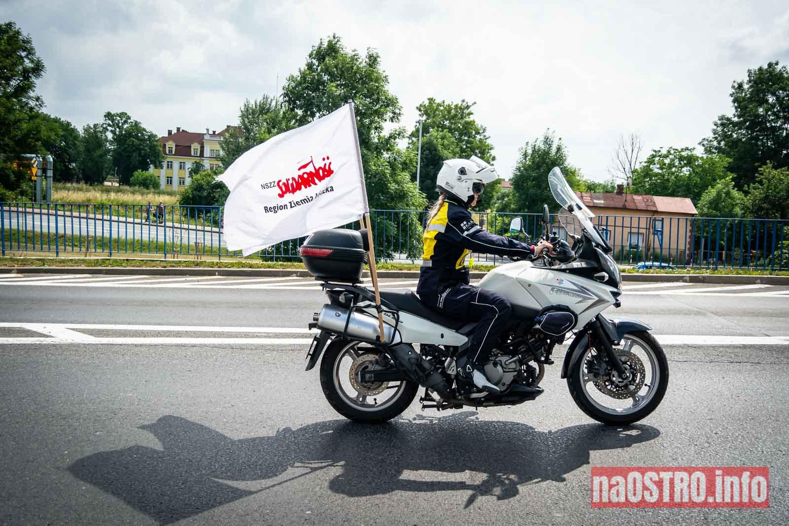 NaOSTROinfo Wyścig kolarski Olimpijczyków i solidarności-305