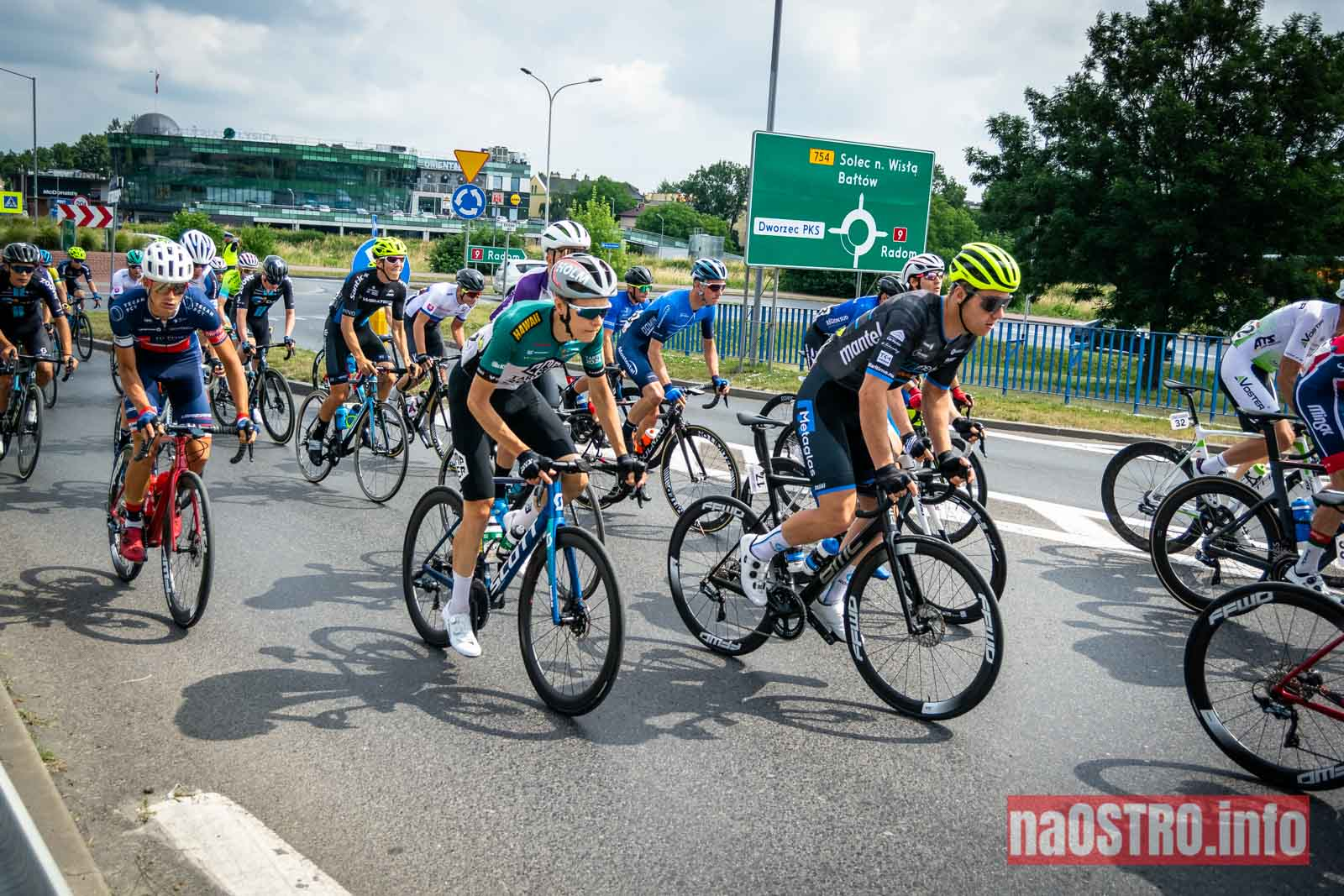 NaOSTROinfo Wyścig kolarski Olimpijczyków i solidarności-315