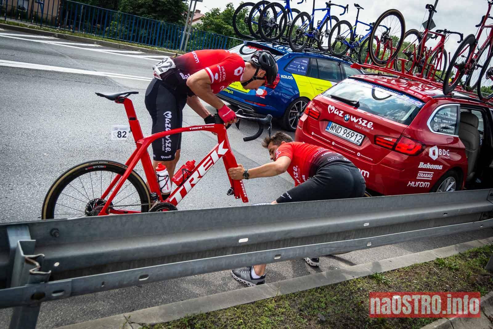 NaOSTROinfo Wyścig kolarski Olimpijczyków i solidarności-320