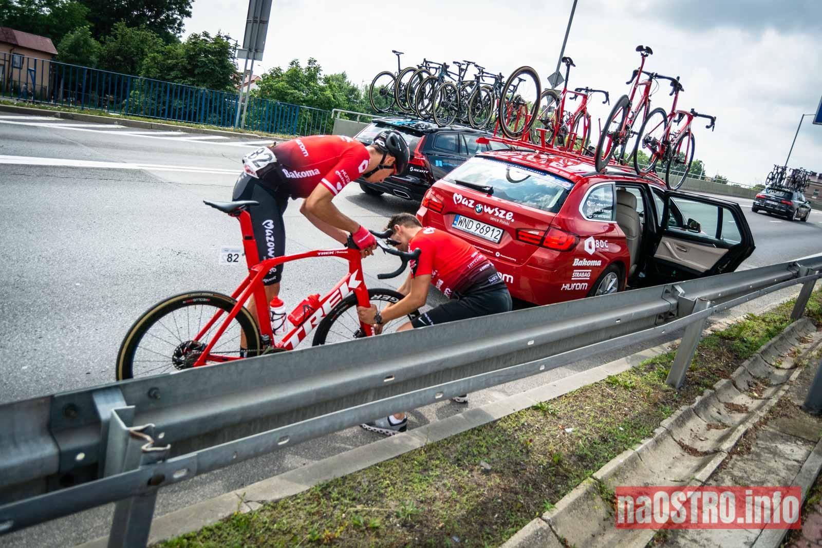 NaOSTROinfo Wyścig kolarski Olimpijczyków i solidarności-321