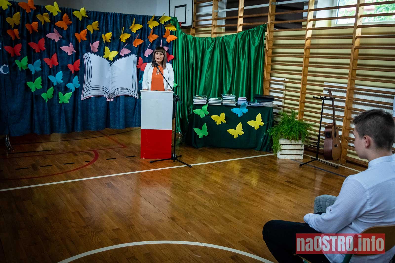 NaOSTROinfo Zakończenie roku szkolnego Bałtów-1