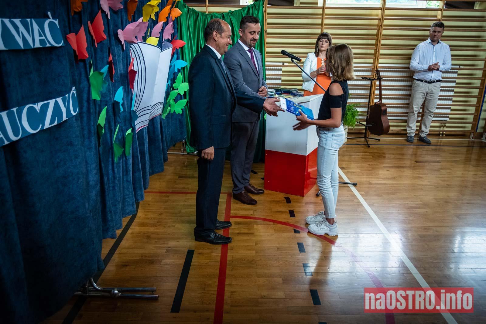 NaOSTROinfo Zakończenie roku szkolnego Bałtów-10