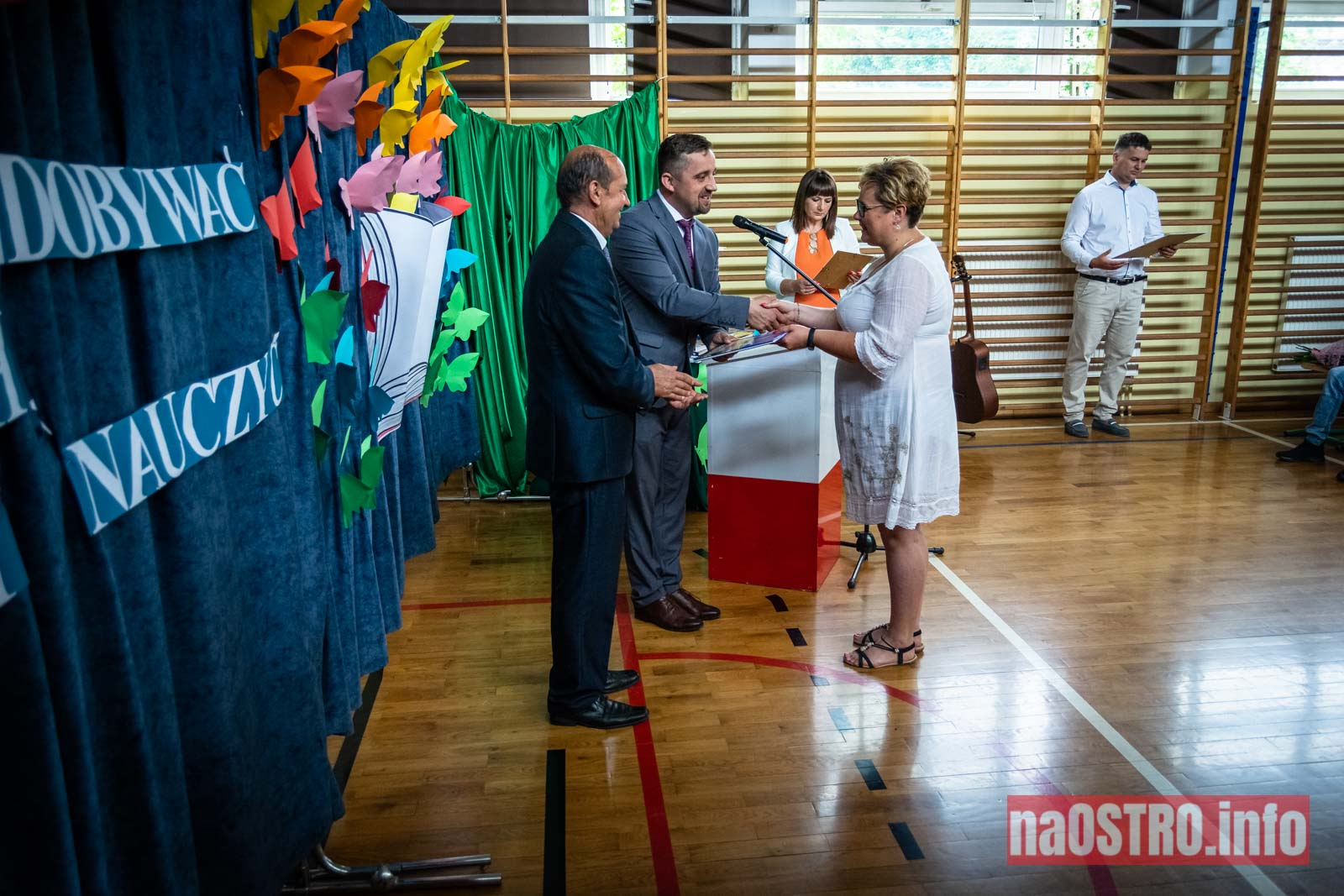 NaOSTROinfo Zakończenie roku szkolnego Bałtów-13