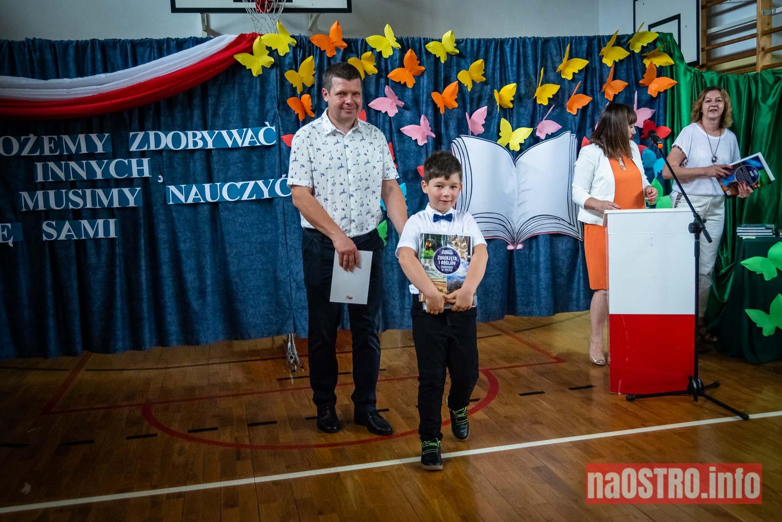 NaOSTROinfo Zakończenie roku szkolnego Bałtów-17