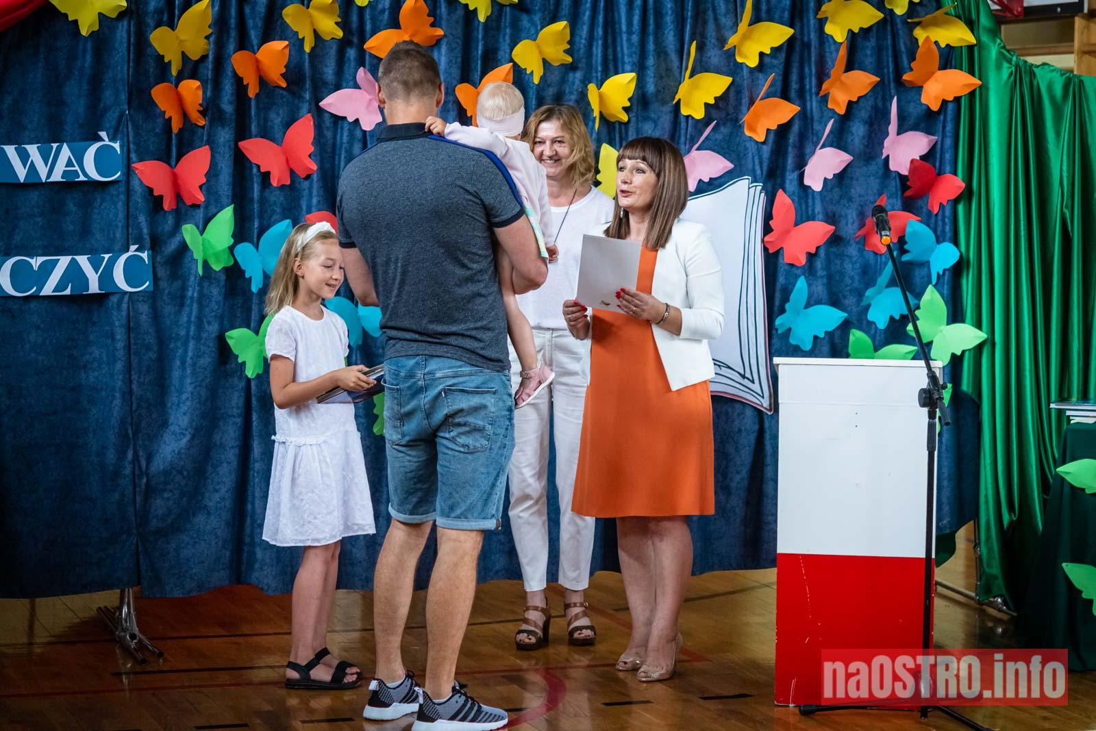 NaOSTROinfo Zakończenie roku szkolnego Bałtów-19