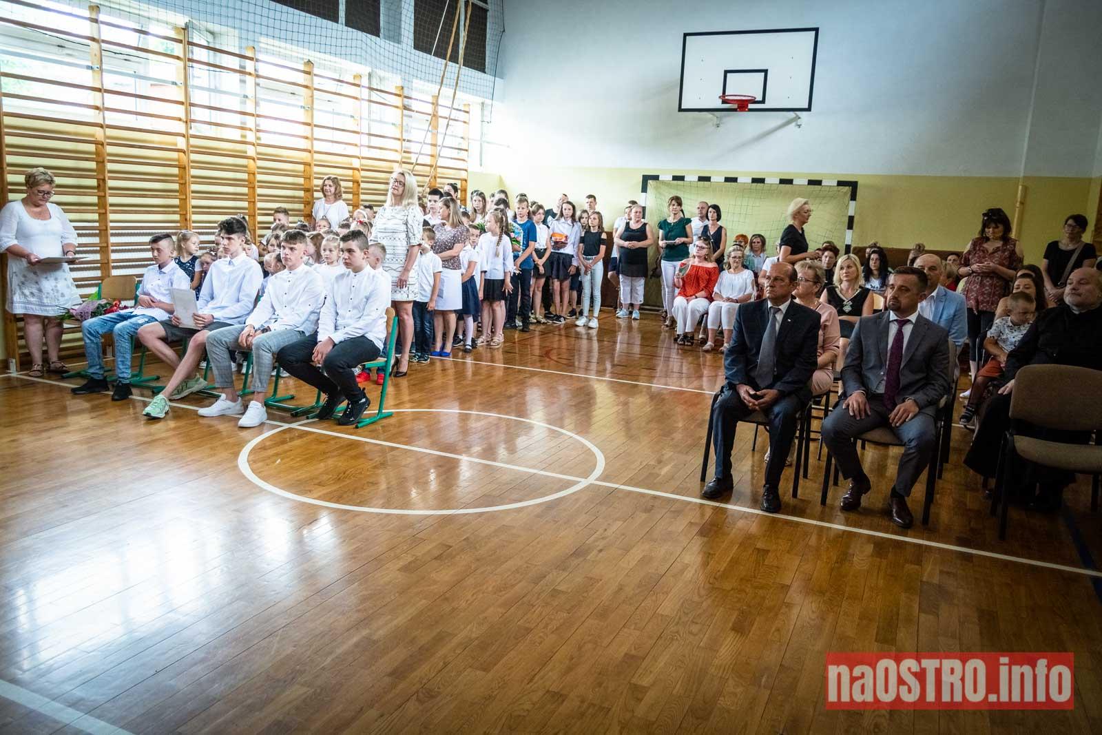 NaOSTROinfo Zakończenie roku szkolnego Bałtów-2
