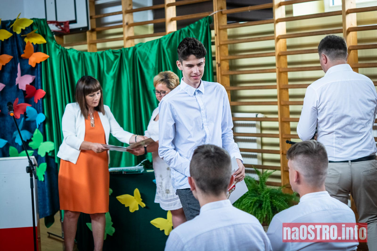 NaOSTROinfo Zakończenie roku szkolnego Bałtów-43