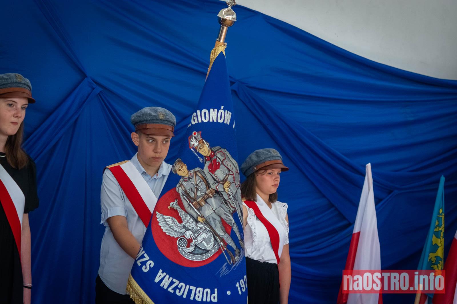 NaOSTROinfo Zakończenie roku szkolnego Bałtów-45