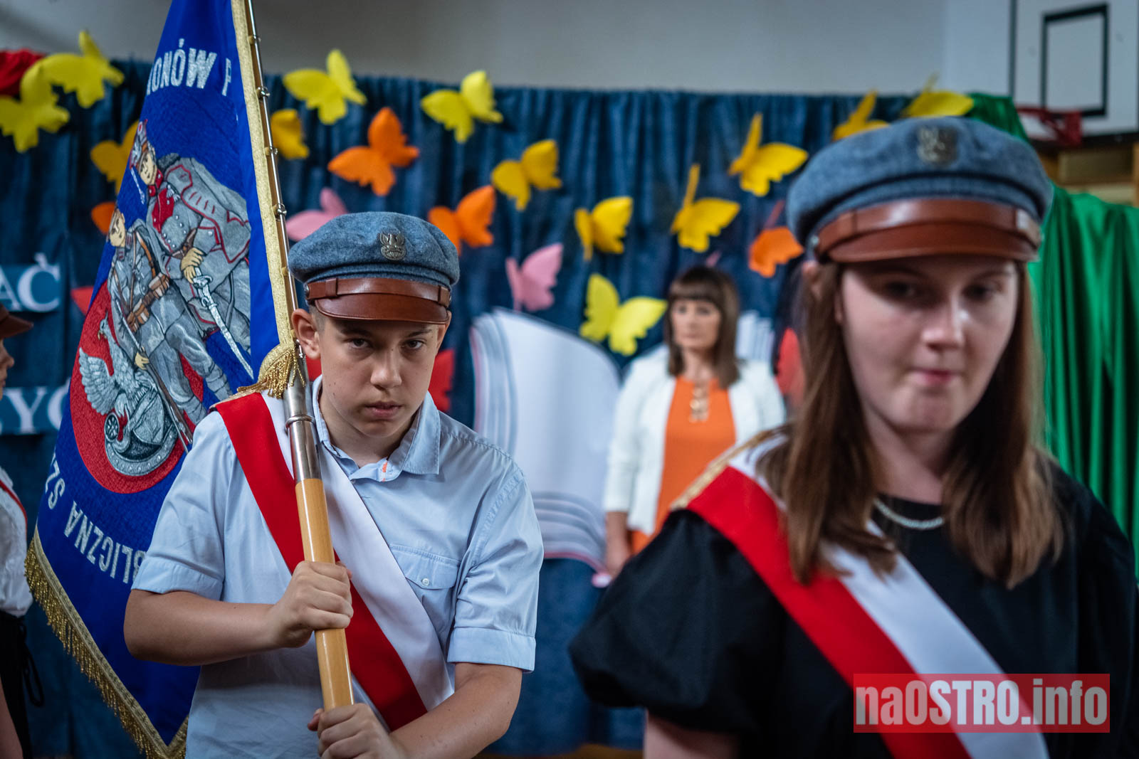 NaOSTROinfo Zakończenie roku szkolnego Bałtów-46