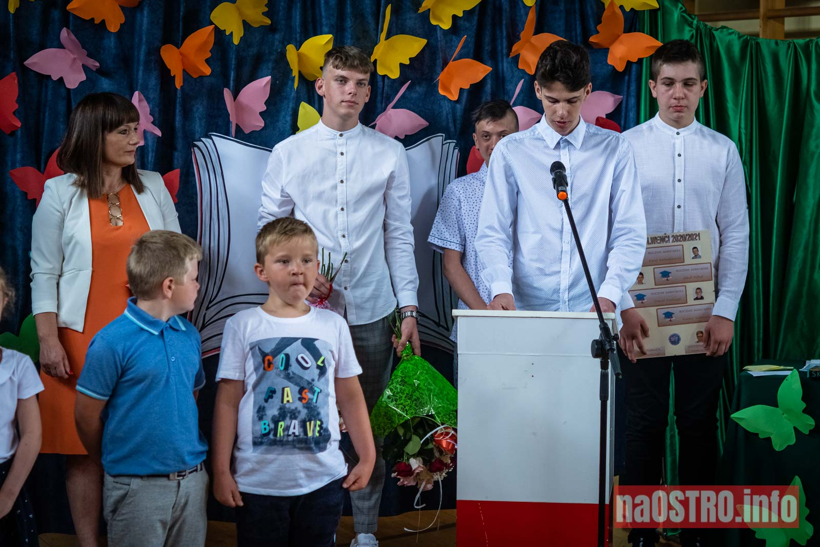 NaOSTROinfo Zakończenie roku szkolnego Bałtów-47