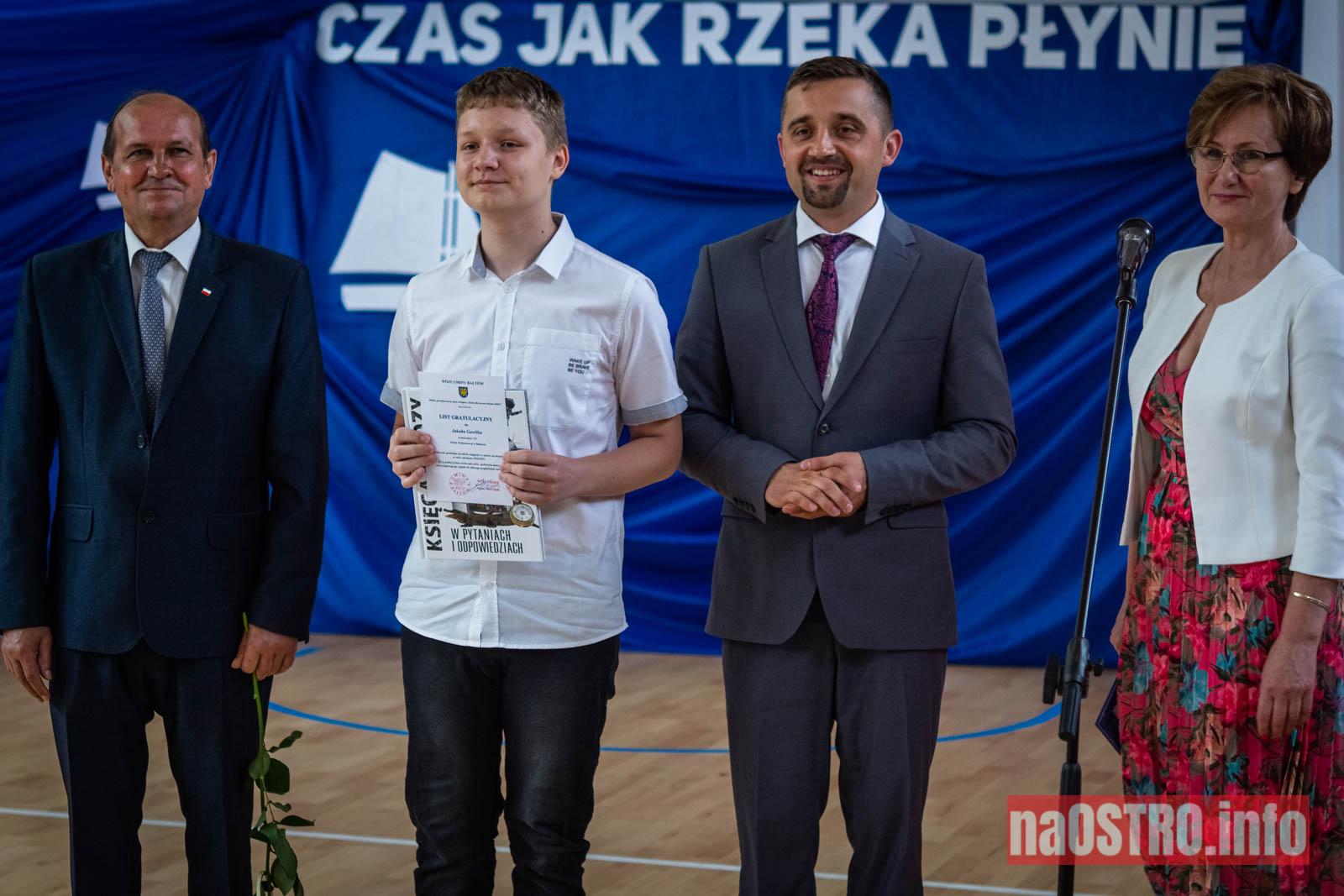 NaOSTROinfo Zakończenie roku szkolnego Bałtów-65